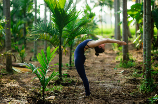 Why do we start yoga with asanas?